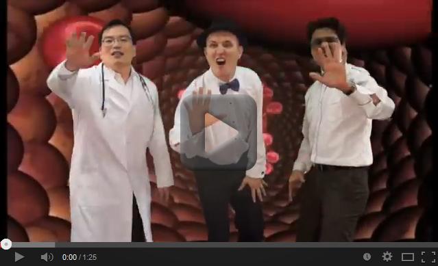 Blood Clots Video screenshot