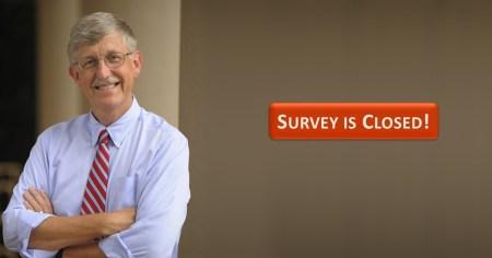 Survey Closed