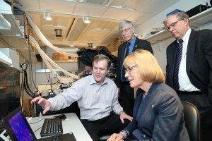 Group discusses research on traumatic brain injuries