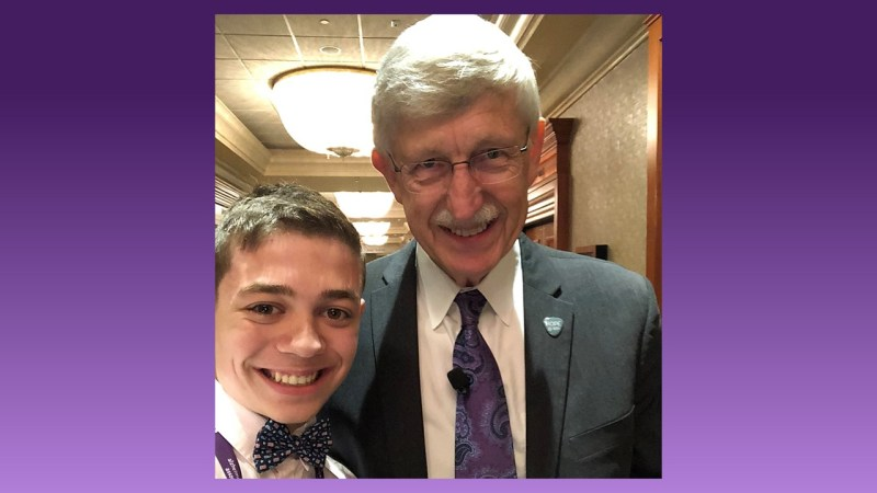 Max Rosenberg and Francis Collins
