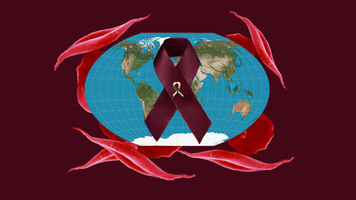 Sickle Cell Disease Symbol