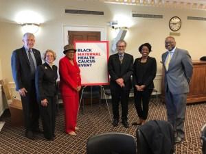 Black Maternal Health Caucus Event