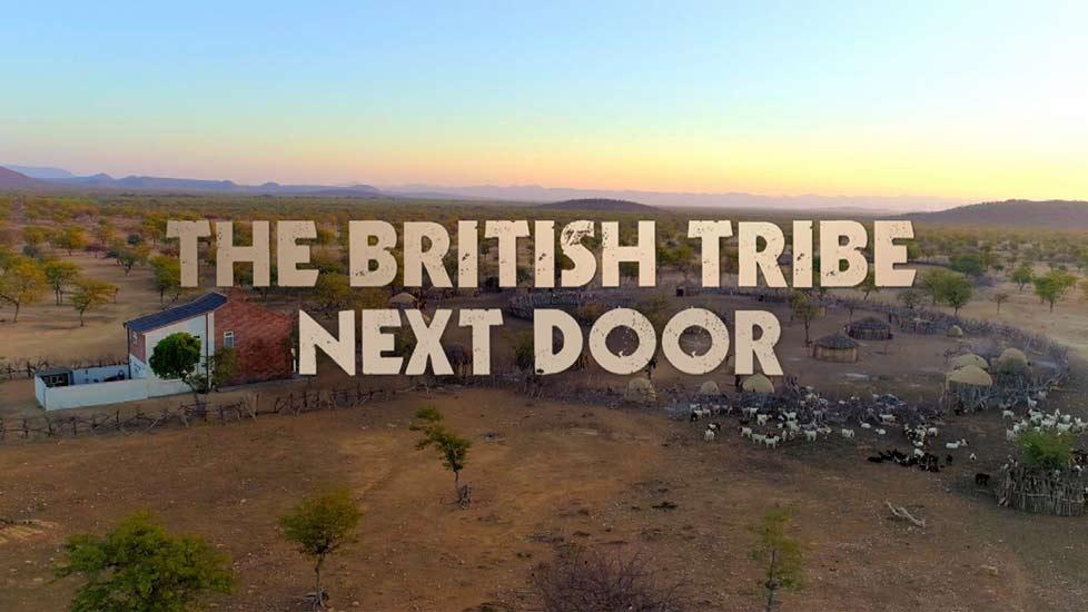 The British Tribe Next Door
