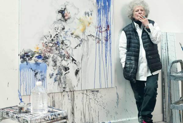 Maggi Hambling: Making Love With The Paint