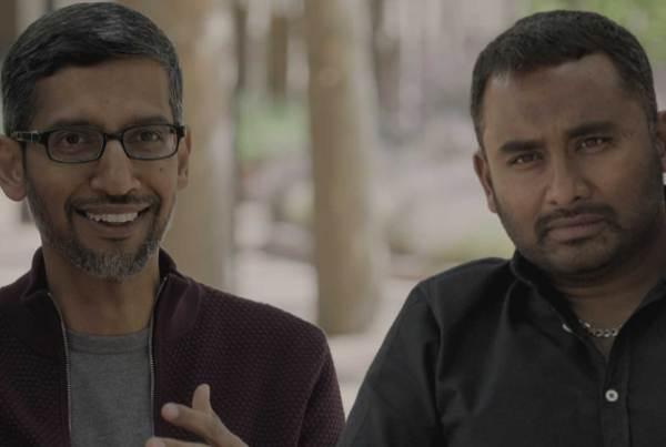 Amol Rajan Interviews Sundar Pichai