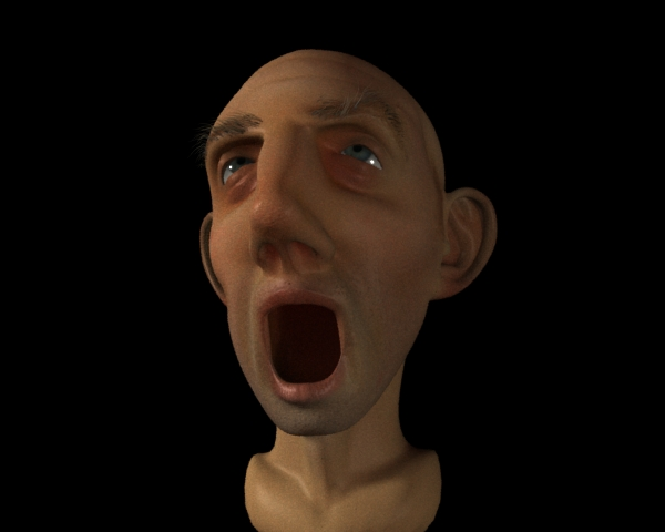 Face Rig Test