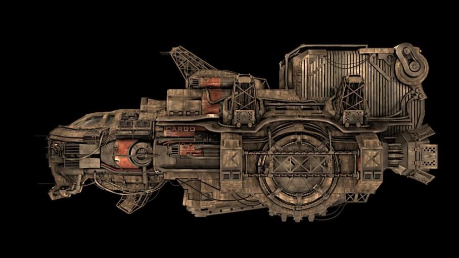 Ship Exterior Plate