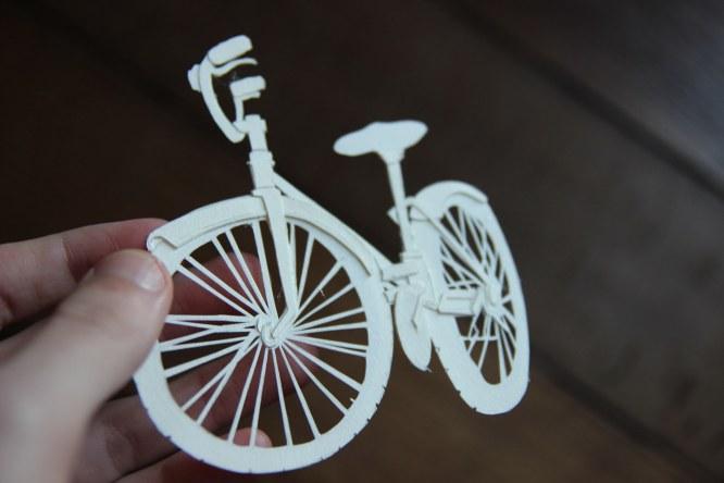 Paper Bike