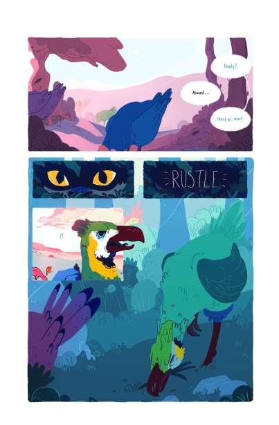 Koji Comic - Claudie Scott