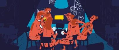 The Lonely Orbit Team Tumult Short film