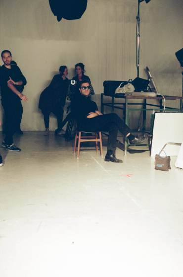 BTS Photography by Andriana Lagoudes