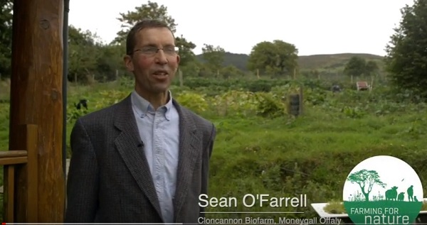 Sean Farrell Farming For Nature Finalist 2018