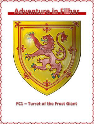 FC1 - Turret of the Frost Giant
