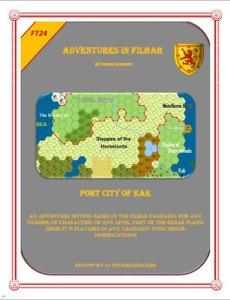 FT - Port City of Kak