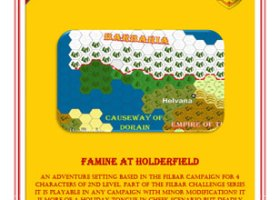 FVC14 - Famine at Holderfield