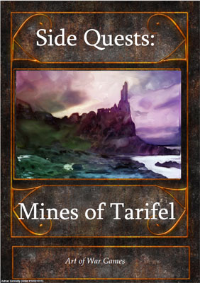 Side Quest I: The Mines of Tarifel