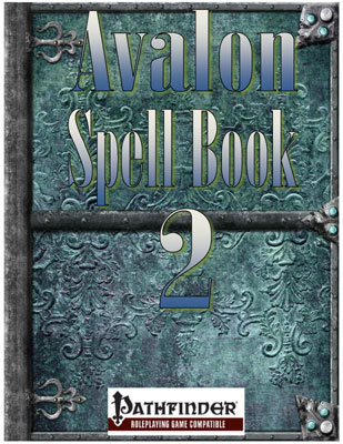 Avalon Spell Book 2