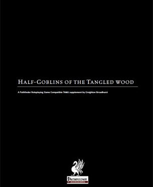 Half-Goblins of the Tangled Wood