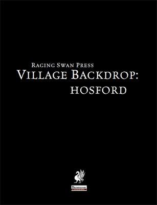 Village Backdrop: Hosford