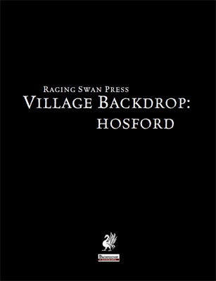 Village Backdrop: Hosford