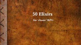 "Gregorius21778: 50 Elixirs for ""classic"" RPG"