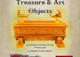 5MWD Presents: Treasure & Art Objects