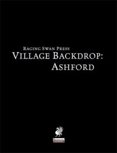 Village Backdrop: Ashford