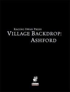 Village Backdrop: Ashford