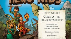 Hero Kids - Fantasy Adventure - Curse of the Shadow Walkers