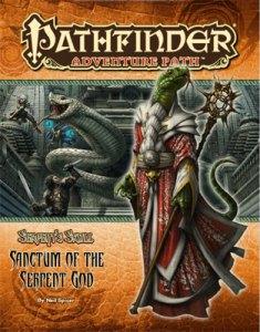 Sanctum of the Serpent God