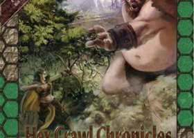 Hex Crawl Chronicles 6 - The Troll Hills - Pathfinder Edition