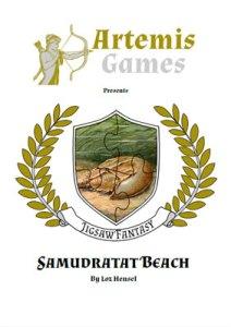 Samudratat Beach - Jigsaw Fantasy