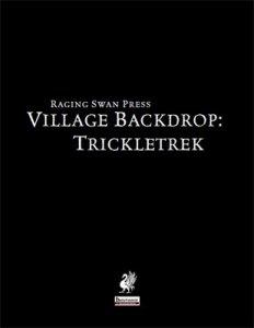 Village Backdrop: Trickletrek