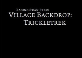 Village Backdrop: Trickletrek