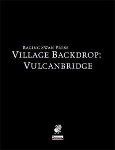 Village Backdrop: Vulcanbridge