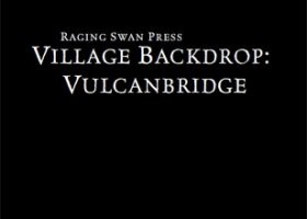 Village Backdrop: Vulcanbridge