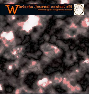 Warlock's Journal #31