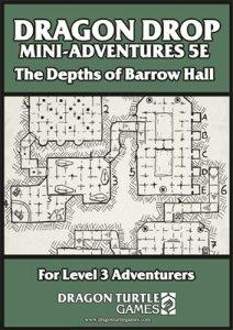 The Depths of Barrow Hall