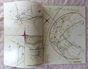 The Maps in Bree and the Barrow-downs