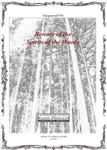 Gregorius21778: Beware of the Spirits of the Woods
