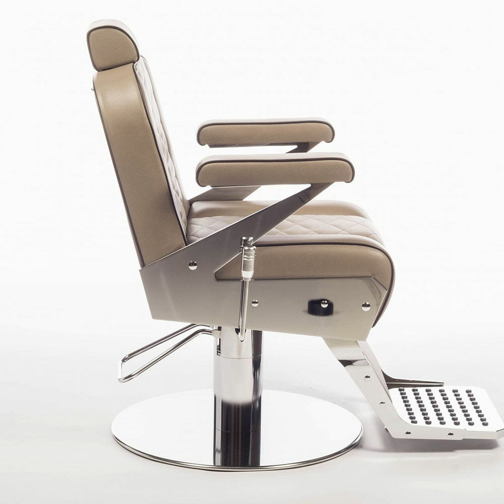 Extra small units can be just $9/mo. Nelson Mobilier Eldorado Barbers Chair   Direct Salon ...