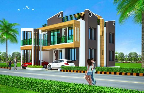 Duplex 100 Metro City, Muzaffarpur