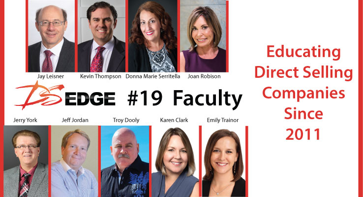 Who Are The DS Edge Faculty Members