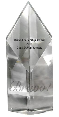 Amway: Bravo Leadership Award