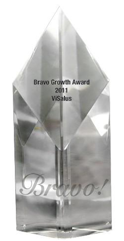 Bravo Growth Award 2011 ViSalus