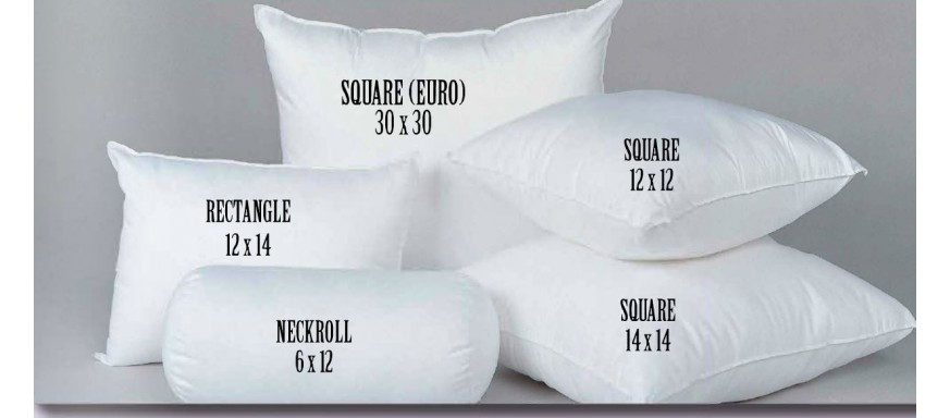 wholesale pillow forms pillow inserts