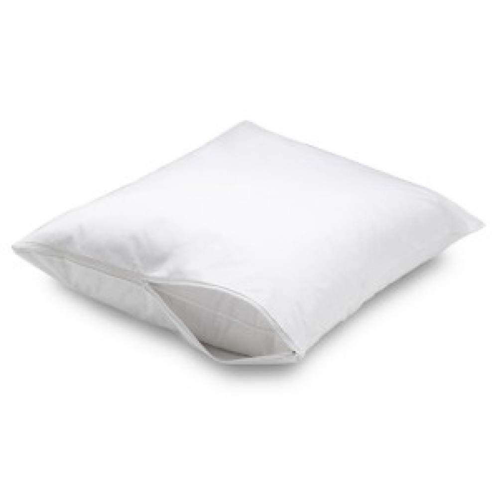 woven zippered pillow protectors