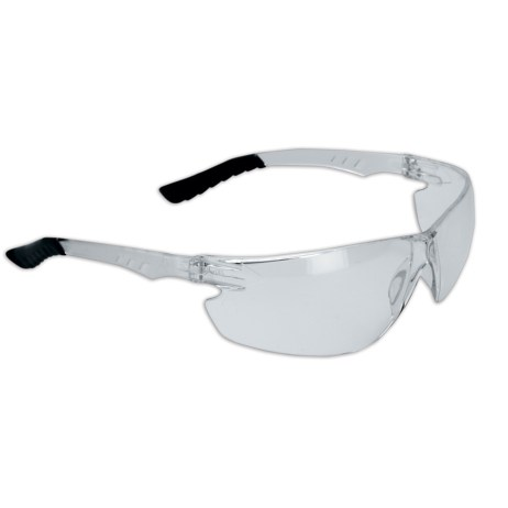 Clear Firebird Safety Glasses