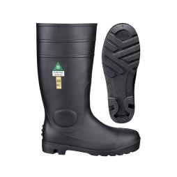 """PVC 15"""" Steel Toe/Steel Plate Boot"""
