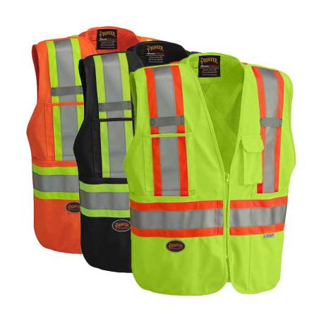JET Group, Pioneer Protective Products, Hi Vis Safety Vest